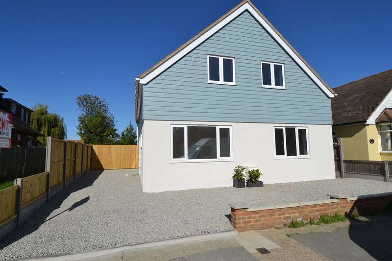 4 Bedrooms Detached House for sale in Diamond Road, Whitstable