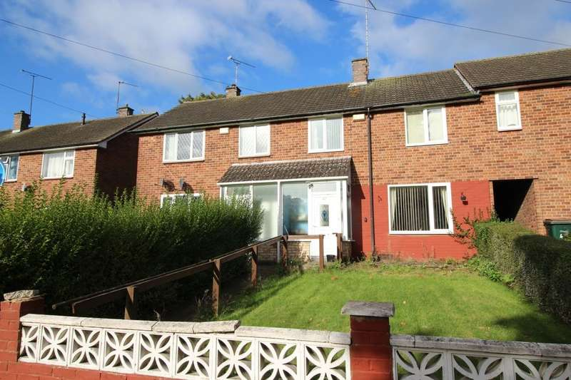 3 Bedrooms Semi Detached House for sale in The Lindfield, Coventry, CV3