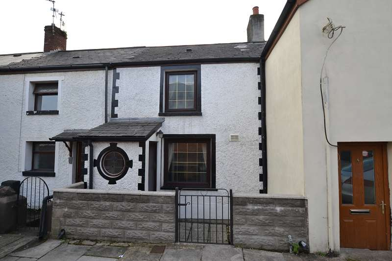 2 Bedrooms Terraced House for sale in Railway Terrace, Tongwynlais, Cardiff. CF15 7NR