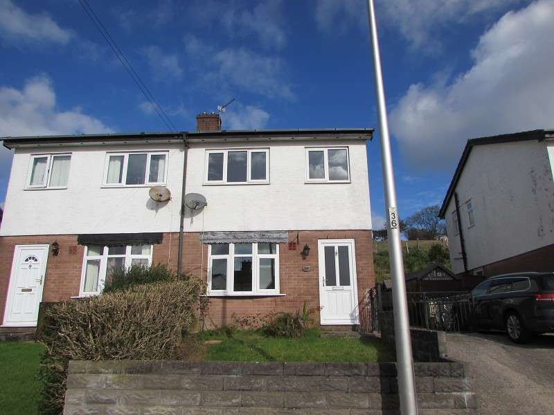 3 Bedrooms Semi Detached House for sale in Meadow Rise, Brynna, Pontyclun. CF72 9TH