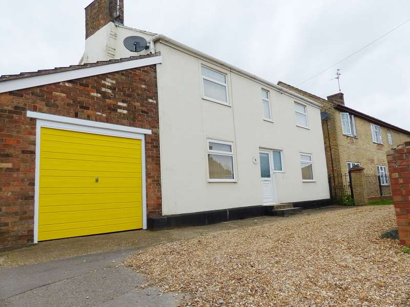3 Bedrooms Detached House for sale in Main Street, Farcet, Peterborough, Cambridgeshire. PE7 3DB