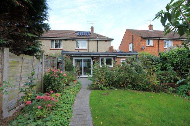 2 Bedrooms End Of Terrace House for sale in Camberley, Surrey
