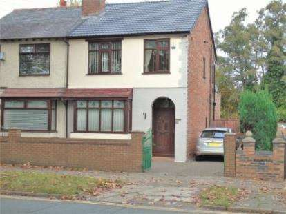 3 Bedrooms Semi Detached House for sale in Lower Lane, Fazakerley, Liverpool, Merseyside, L9