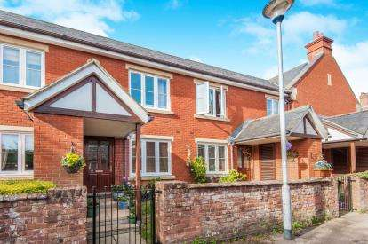 1 Bedroom Flat for sale in Parkfield Road, Topsham, Exeter