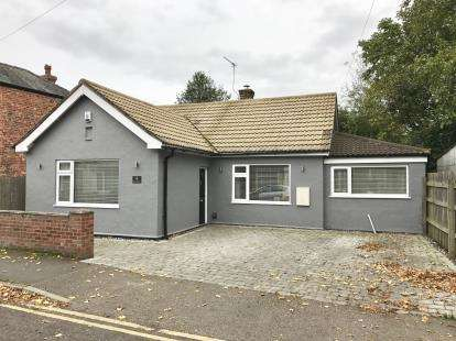 3 Bedrooms Bungalow for sale in Princess Street, Boston, Lincs, England