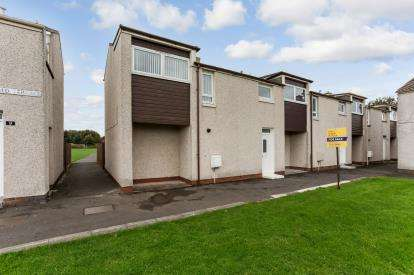 3 Bedrooms End Of Terrace House for sale in Dundonald Terrace, Prestwick