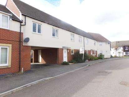 2 Bedrooms Maisonette Flat for sale in Lavender Hill, Broughton, Milton Keynes