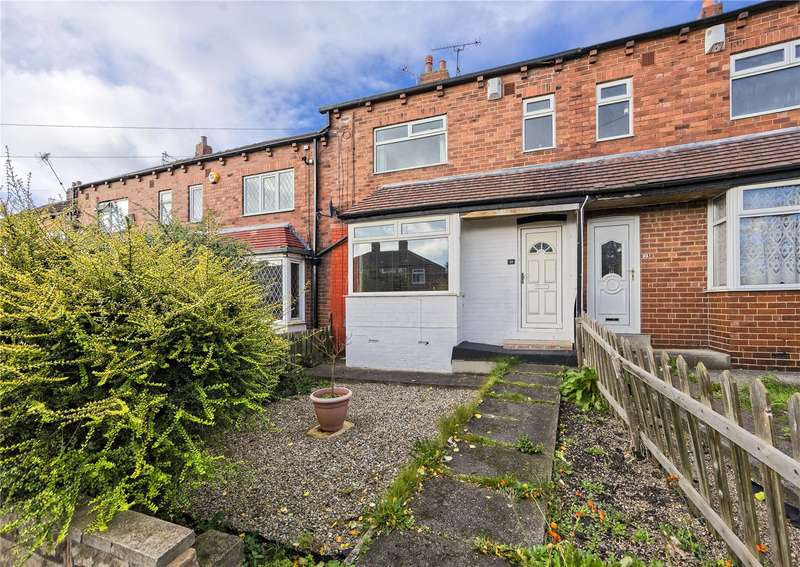 3 Bedrooms Terraced House for sale in Raynville Mount, Leeds, West Yorkshire, LS13