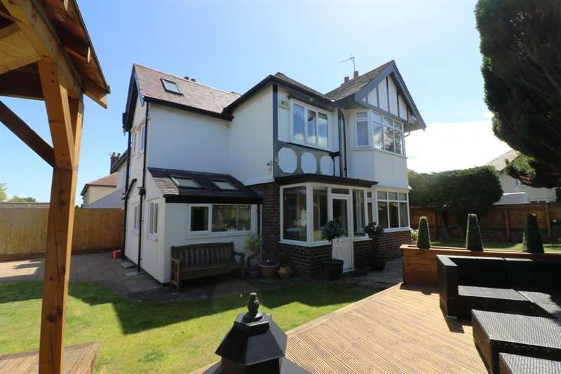 4 Bedrooms House for sale in Claremount Road, Wallasey, CH45 6UB