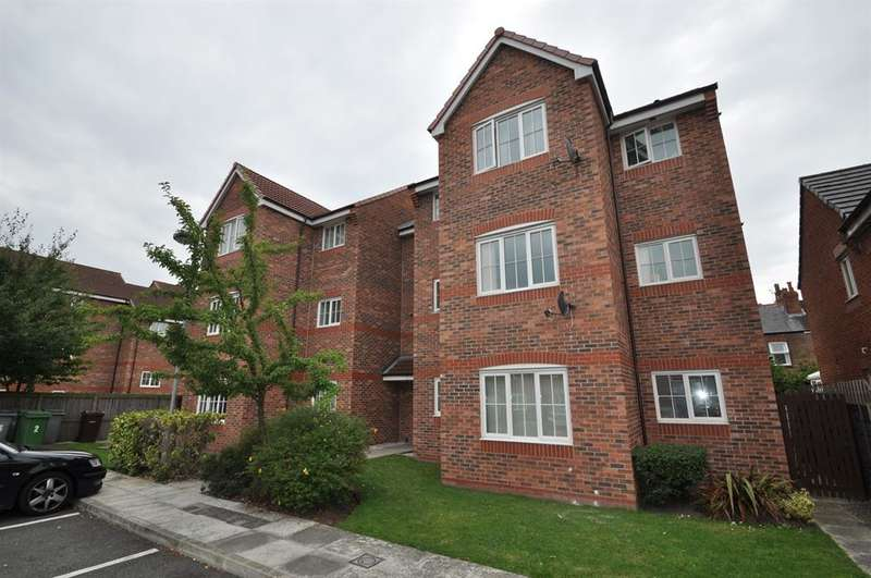 2 Bedrooms Apartment Flat for sale in Sandridge Road, Wallasey, CH45 5BB