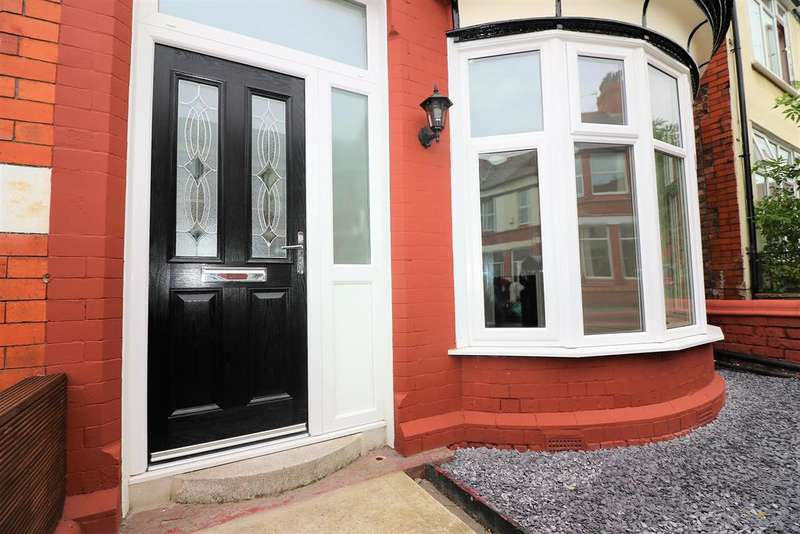 4 Bedrooms House for sale in Halsbury Road, Wallasey, CH45 5DT
