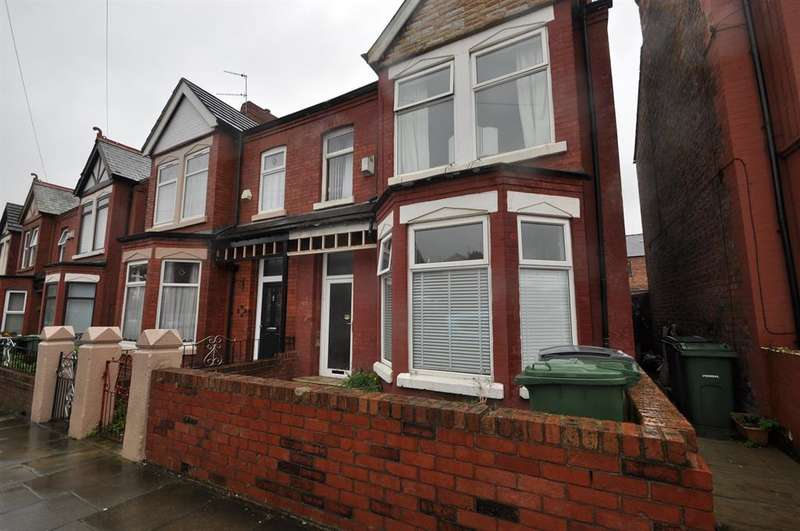 4 Bedrooms Semi Detached House for sale in Annesley Road, Wallasey, CH44 9BZ
