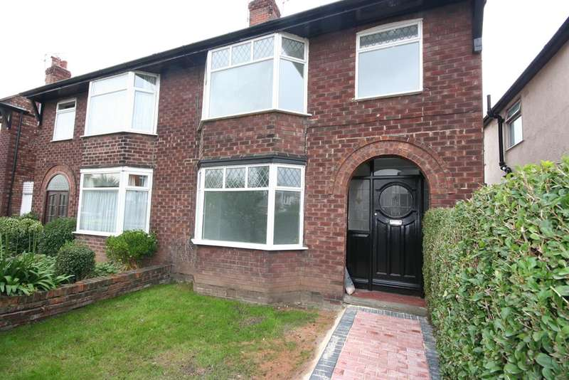 3 Bedrooms Semi Detached House for sale in Mill Lane, Wallasey, CH44 5UQ