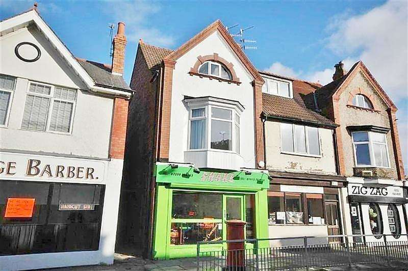 1 Bedroom Commercial Property for sale in Wallasey Village, Wallasey, CH45 3LQ