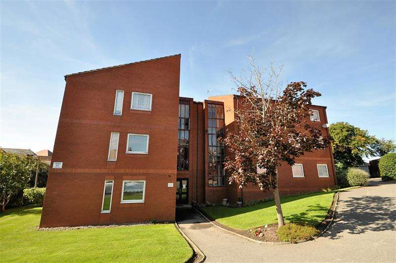 2 Bedrooms Flat for sale in Ennerdale Court, Wallasey, Wirral, CH45 0LX