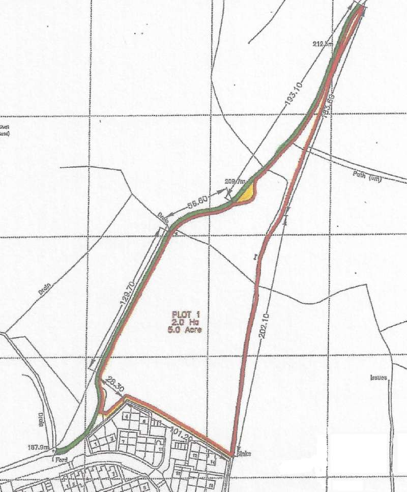 Land Commercial for sale in Concorde Drive, Tonyrefail, Porth, Mid Glamorgan, CF39 8NE