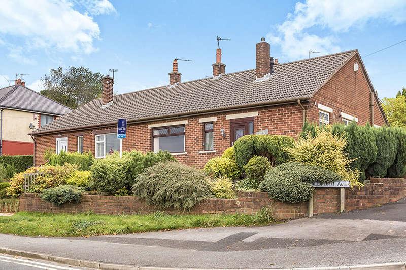 2 Bedrooms Semi Detached Bungalow for sale in Blackburn Road, Chorley, PR6