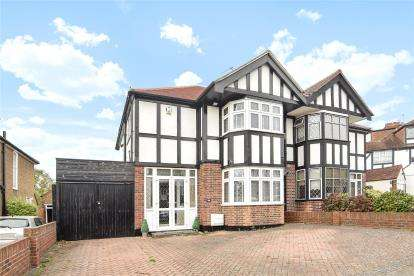 3 Bedrooms Semi Detached House for sale in Lakeside Drive, Bromley