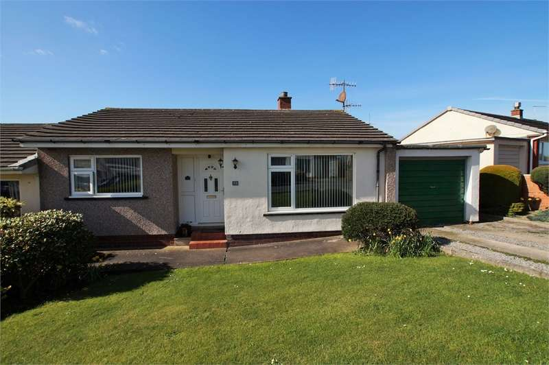 2 Bedrooms Semi Detached Bungalow for sale in CA20 1PD Wasdale Park, Seascale, Cumbria