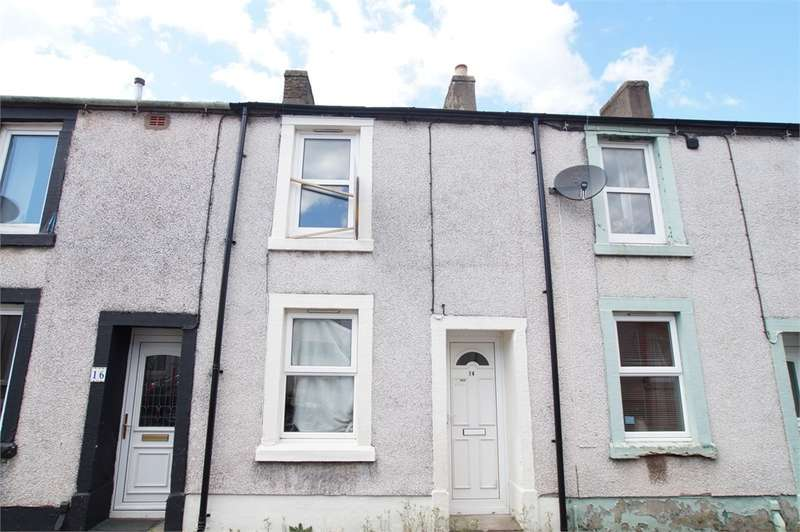2 Bedrooms Terraced House for sale in CA25 5BG Duke Street, Cleator Moor, Cumbria