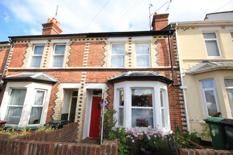 3 Bedrooms Terraced House for sale in Waverley Road, Reading, RG30