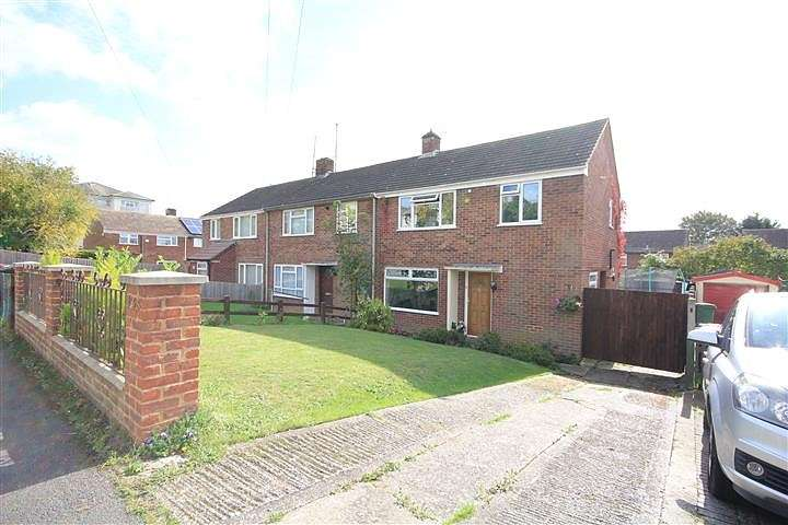3 Bedrooms Semi Detached House for sale in Wensley Road, Reading, RG1