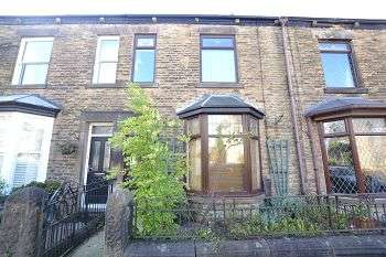 4 Bedrooms Terraced House for sale in Hayfield Road, Chapel-en-le-Frith, High Peak SK23 0JF