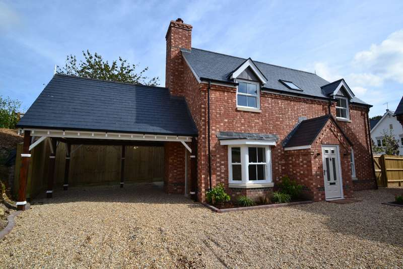 4 Bedrooms Detached House for sale in Pimperne