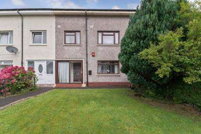 4 Bedrooms Terraced House for sale in Penneld Road, Glasgow