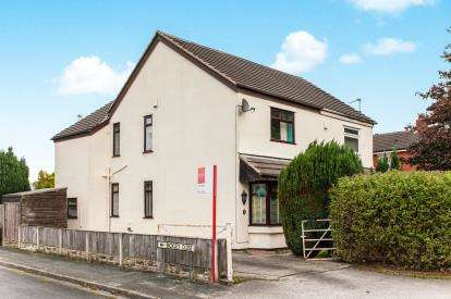 3 Bedrooms Semi Detached House for sale in Parkfields Lane, Fearnhead, Warrington, Cheshire