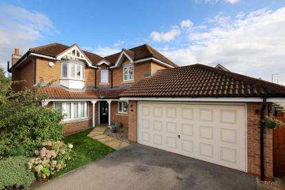 4 Bedrooms Detached House for sale in Shorland Drive, Treeton, Rotherham, South Yorkshire