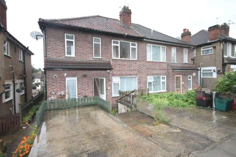 2 Bedrooms Maisonette Flat for sale in Holly Hill, Erith, DA8 1QD