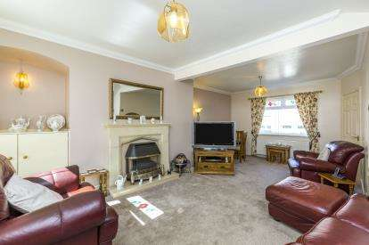 3 Bedrooms Terraced House for sale in Iveson Terrace, Sacriston, Durham, County Durham, DH7