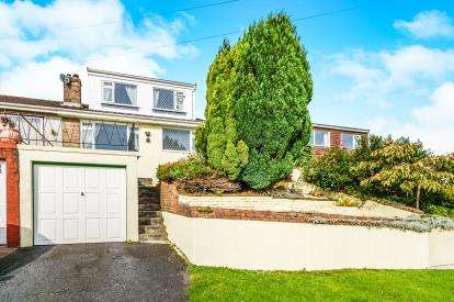 4 Bedrooms Semi Detached House for sale in Plympton, Devon, 22 South View