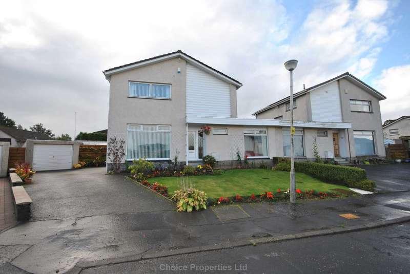 4 Bedrooms Link Detached House for sale in Milton Drive, Kilmarnock, KA3 7HZ