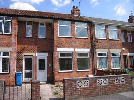 3 Bedrooms House for rent in Dundee Street, HULL, HU5 3TY