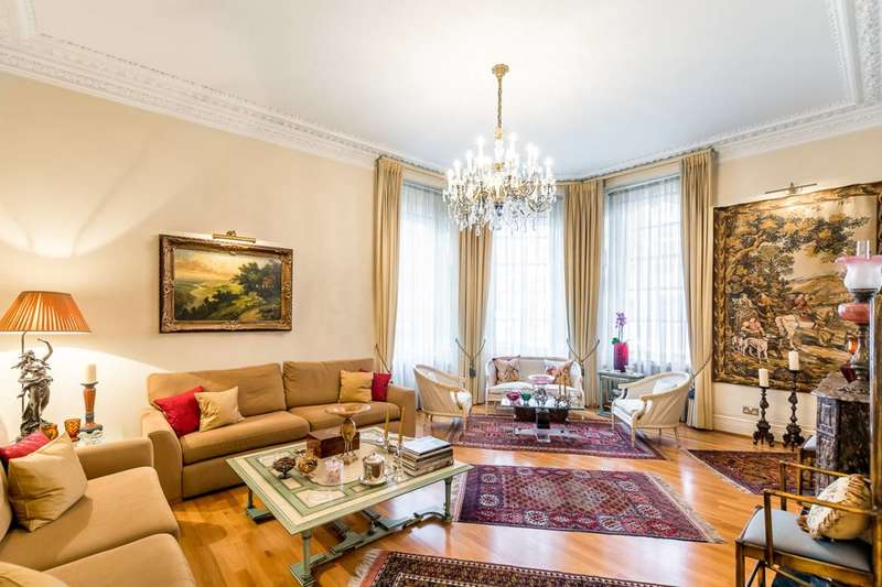 4 Bedrooms Flat for sale in Kensington Gore, Knightsbridge, SW7