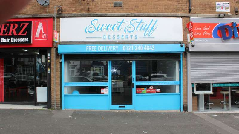 Shop Commercial for rent in Kingsbury Road, Birmingham, B24