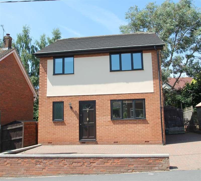 3 Bedrooms Detached House for rent in Spring Lane, Great Horwood