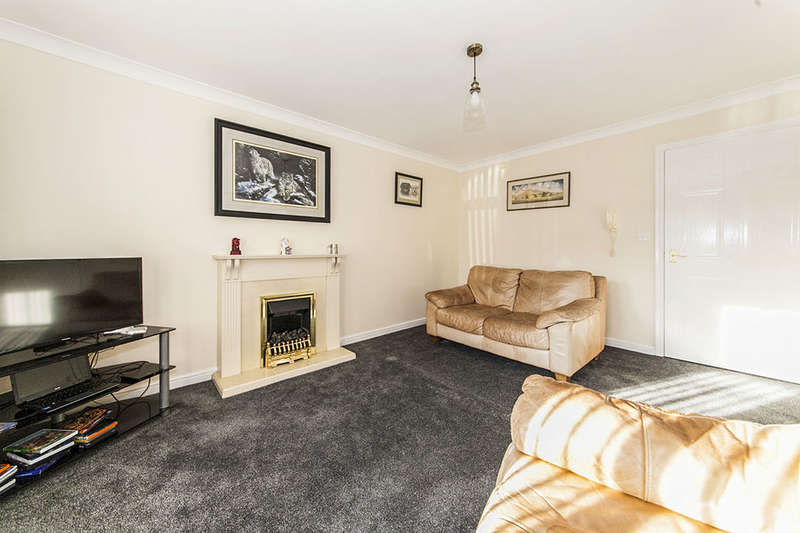 2 Bedrooms Flat for sale in Beatrice House Albert Court, Sunderland, SR2