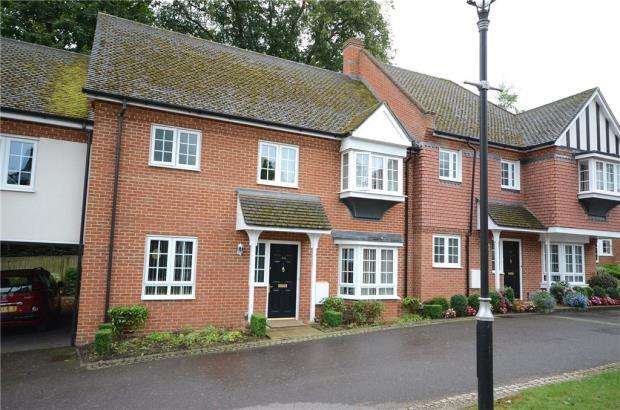 2 Bedrooms Retirement Property for sale in Harding Place, Wokingham, Berkshire
