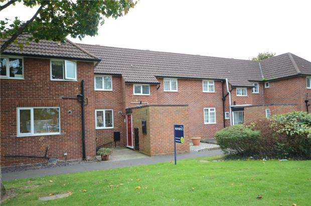 2 Bedrooms Terraced House for sale in Hill Road, Arborfield, Reading
