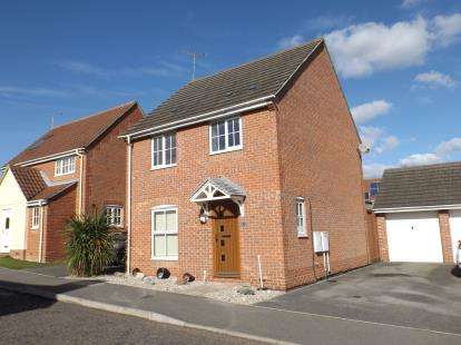 3 Bedrooms Detached House for sale in Essex, Wickford, Essex