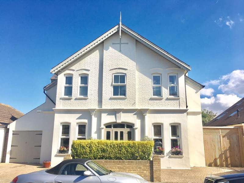 5 Bedrooms Detached House for sale in Wynn Road, Whitstable, CT5
