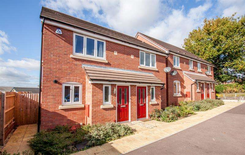 2 Bedrooms Semi Detached House for sale in Cordwainers Lane, Ross-On-Wye