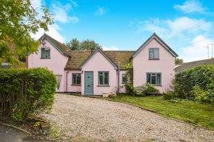 4 Bedrooms Detached House for sale in Swamp Road, Old Romney, Romney Marsh, Kent