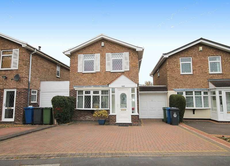 3 Bedrooms Semi Detached House for sale in Briar, Amington, Tamworth, B77 4DZ