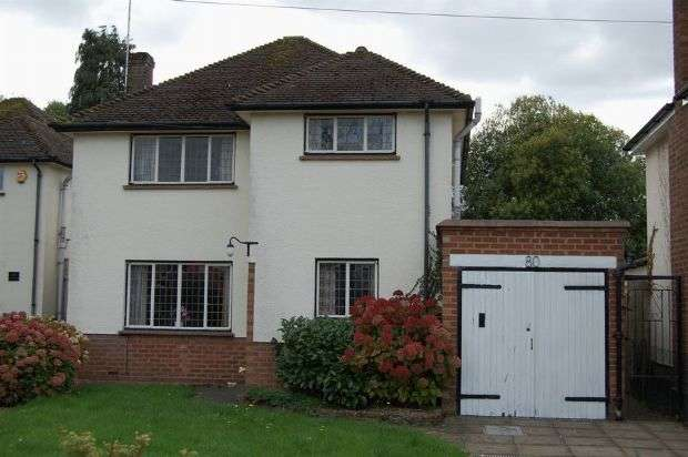 3 Bedrooms Detached House for sale in London Road, Daventry, Northants NN11 4EA