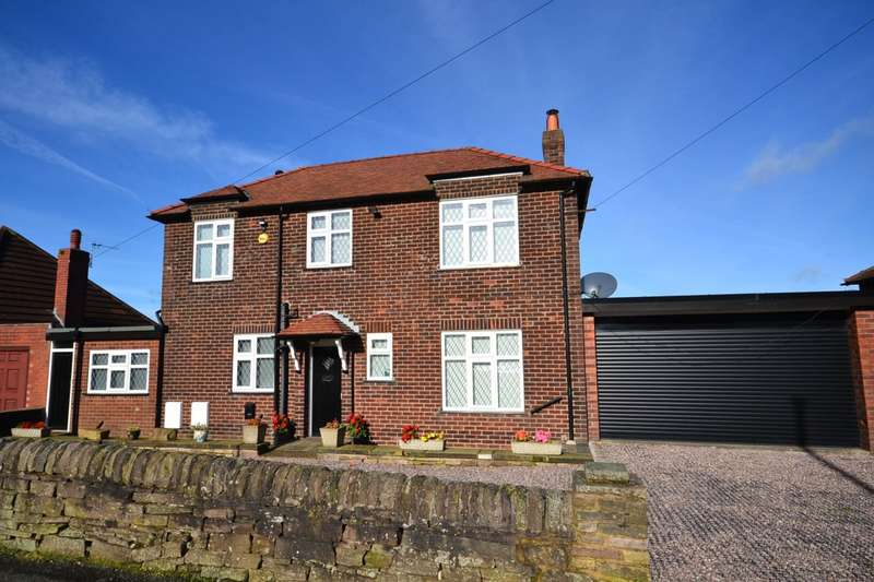 3 Bedrooms Detached House for sale in Blakelow Road, Macclesfield