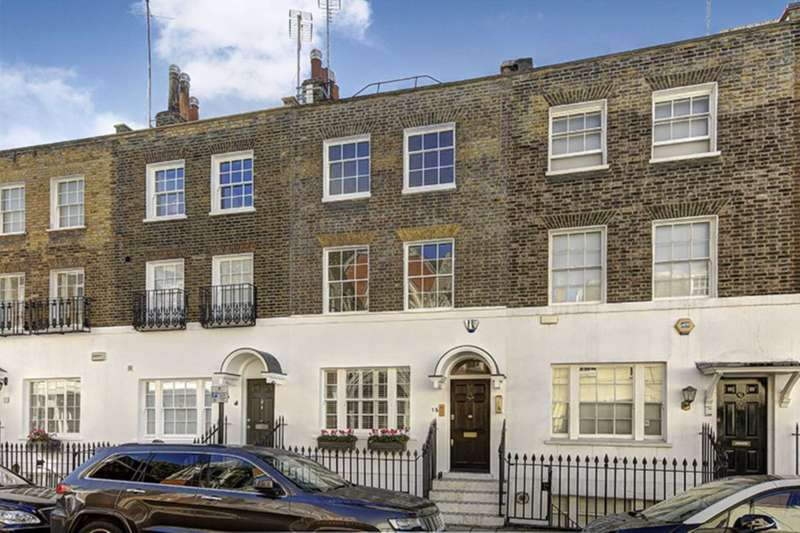 3 Bedrooms House for sale in Montpelier Place, Knightsbridge, SW7